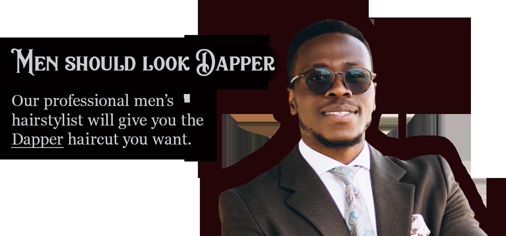 Dapper Dans Hair Cuts Mens Barber Shop Dapper D Bonair The Barbershop For Men