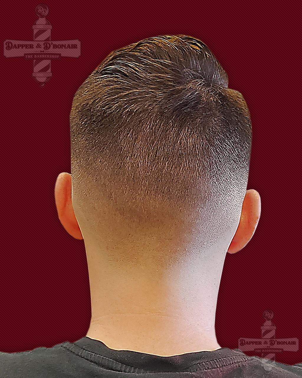 Haircut Gallery Dapper D Bonair The Barbershop Gallery